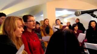 Vtedy dávno v Betléme Štefanov nad Oravou Vianoce 2012