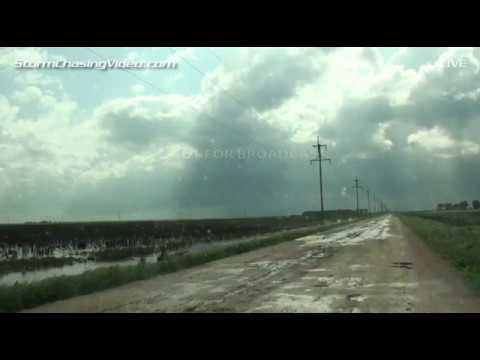 5/16/2015 Ben McMillan LIVE Storm Chasing S Kansas / N Oklahoma