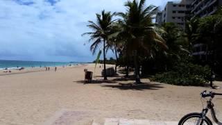 Ocean Park beach Puerto Rico #ilivewhereyouvacatio