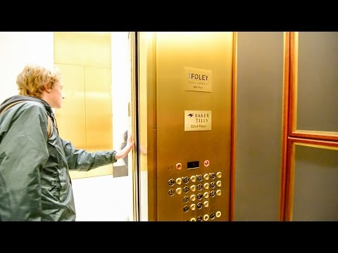 Sneaking Into Milwaukee's Tallest Building