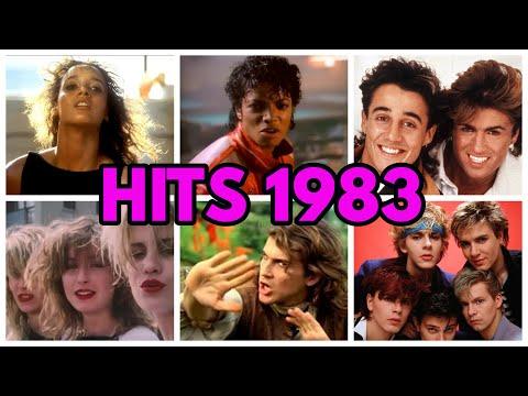 150 Hit Songs of 1983