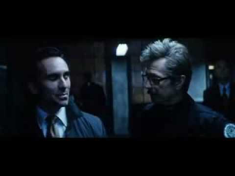 The Dark Knight - Commissioner Gordon (Joker Clapping Scene)