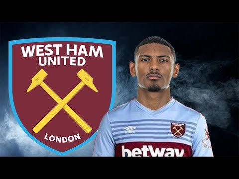 Sebastien Haller ● Welcome to West Ham 2019 ● Skills & Goals