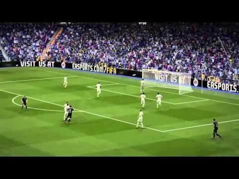 Partite FiFA 15....Gol incredibili !!!!