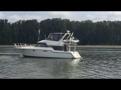 Carver 370 Voyagervideo