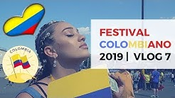 COLOMBIAN DAY FESTIVAL 2019 | VLOG 7