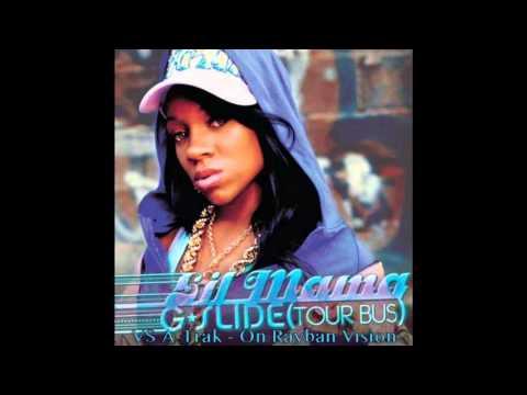 Lil Mama Vs A-Trak - G-Slide On Ray Ban Vision - Hip Hop Mashup Remix