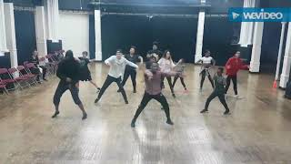 Sean Paul- we be burning choreography  - Jahrel Thomas @ The Hype open for all teen/Adult class
