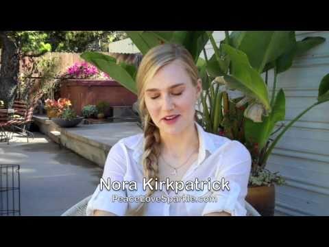 Nora Kirkpatrick Shouts Out PeaceLS!