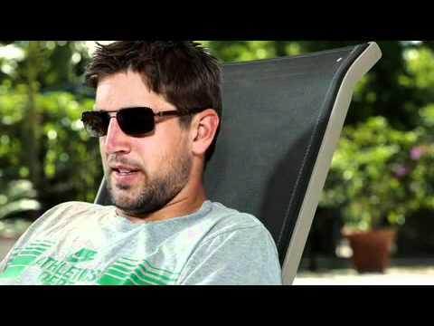 VIZIO Profiles - Aaron Rodgers (part 1)