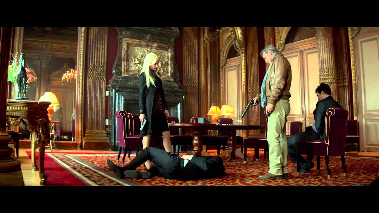 3 days to kill extrait 4 hotel vost youtube. Black Bedroom Furniture Sets. Home Design Ideas