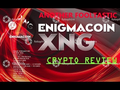 Enigma Coin Review- Possible Crypto Currency Of 2018- Bitcoins Rival?