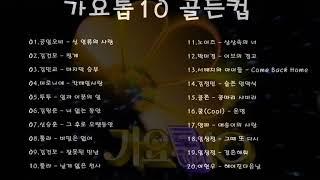 가요톱10 골든컵 수상곡 1990년대 Vol 2