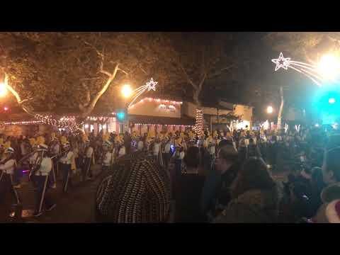 Santa Barbara Holiday Parade 2017