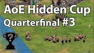 AoE2 Hidden Cup | Quarterfinal #3