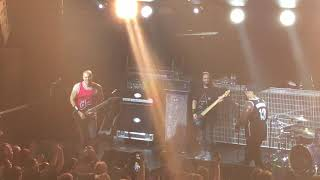 Bad Wolves, Zombie Live At Rock City 2nd Oct 2018 Video