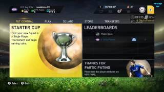 FIFA 15 Ultimate Team Beta First Look! Gameplay, Thoughts And Opinions Thumbnail