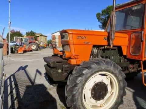 Trattori Agricoli Usati Trattore Fiat 1300 Super Youtube