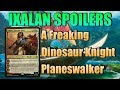 Mtg: Weekend Ixalan Spoilers - A New R/W Planeswalker!