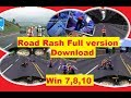 How to Download Road Rash Game For Pc Full Version
