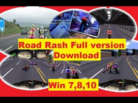 road rash bike racing game free download pc