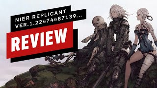 NieR Replicant Ver. 1.22474487139 Review (Video Game Video Review)