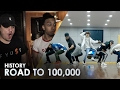 Download HISTORY 히스토리 - QUEEN [ DANCE PRACTICE ] REACTION  #RoadTo100K MP3 song and Music Video