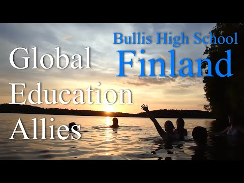Bullis High School trip to Finland