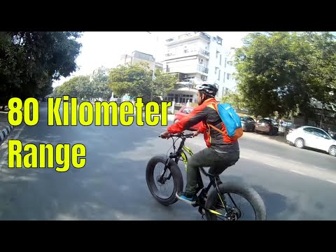 Best Electric Cycle Fatbike | Hero Lectro | Hero Electric Cycle | Cyclerider Roy