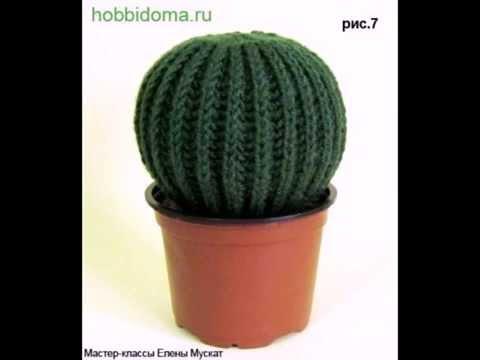 как связать кактус How To Tie A Cactus Youtube