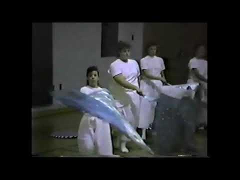 1988 Methacton High School Music Indoor Guard #2
