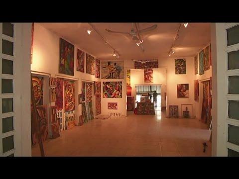 Congo, La persévérence des peintres de Poto-poto