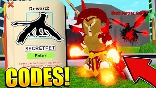 SECRET OWNER PET CODES IN GOD SIMULATOR! Roblox