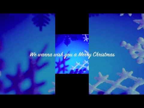 Feliz Navidad (with lyrics) - Christmas