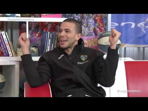 COLGADOS DEL ARO T4 - Entrevistamos a Dago Peña jugador Movistar Estudiantes - Semana 8 #Cda123