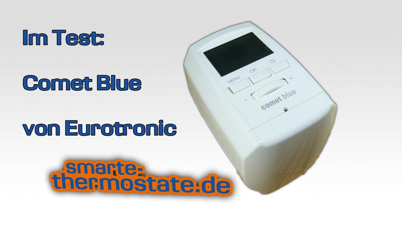 smart home test heizk rperthermostat comet blue. Black Bedroom Furniture Sets. Home Design Ideas