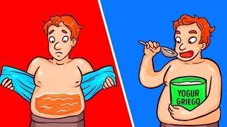 8 Errores que no te dejan quemar la grasa más rápido