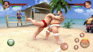 Sumo Wrestling 2019: Live Sumotori Fighting Game Android Gameplay