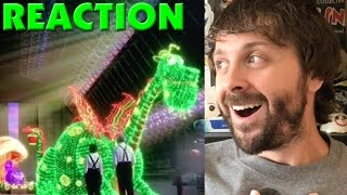 Repeat youtube video DISNEYLAND MAIN STREET ELECTRICAL PARADE COMMERCIAL REACTION & ANALYSIS