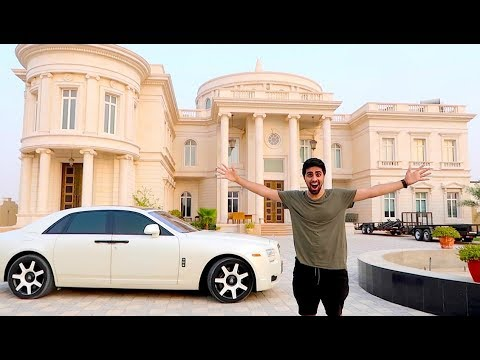 DUBAI'S MOST EXPENSIVE HOUSE !!!