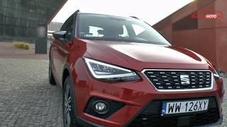 SEAT Arona - pierwszy crossover marki