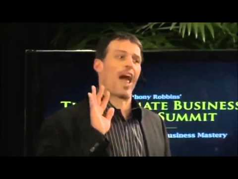 Tony Robbins, The Power of Influence, Part 1