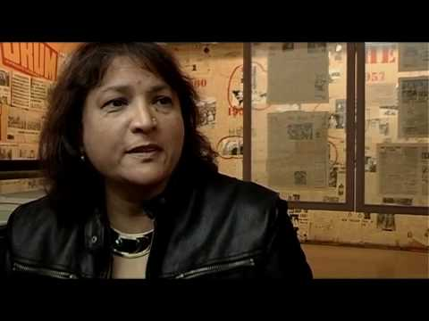 """Jozi Book Fair 2009 Interview with Zethu Matebeni """"Gender & Sexual Rights in South Africa"""", Part 2"""