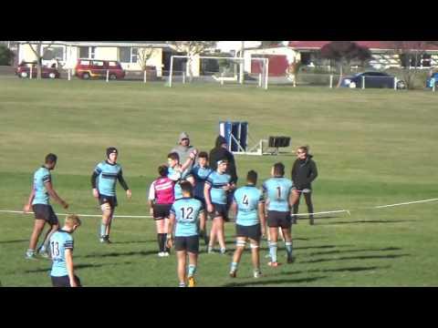1st XV vs St Kevin's 1st XV- Second Half