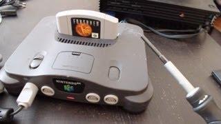 Réparons du matos eBay (Nintendo 64 + alimentation HS)