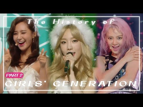 SNSD Special PART 2★100 MINS From IGAB To HOLIDAY Era★