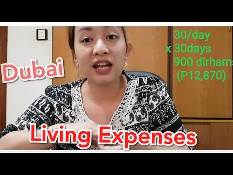 Living Expenses in Dubai | The Reality