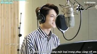 [ Lyric] Seong Woo + Ji Sung Line - IVY with U 워너원 아이비클럽 공식 음원 모두 듣기 - Wanna One