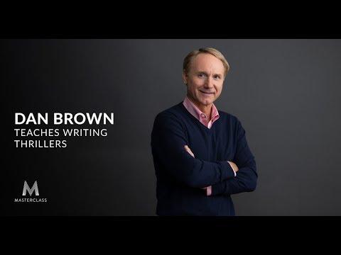 Dan Brown Teaches Writing Thrillers | Official Trailer | MasterClass