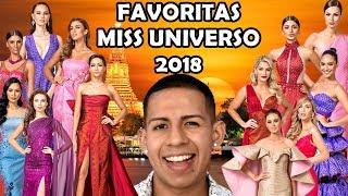 TOP 16 PREDICCIÓN MISS UNIVERSO 2018 (11 de diciembre)